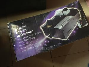 FOG MACHINE With Fluid | Stage Lighting & Effects for sale in Lagos State, Ajah