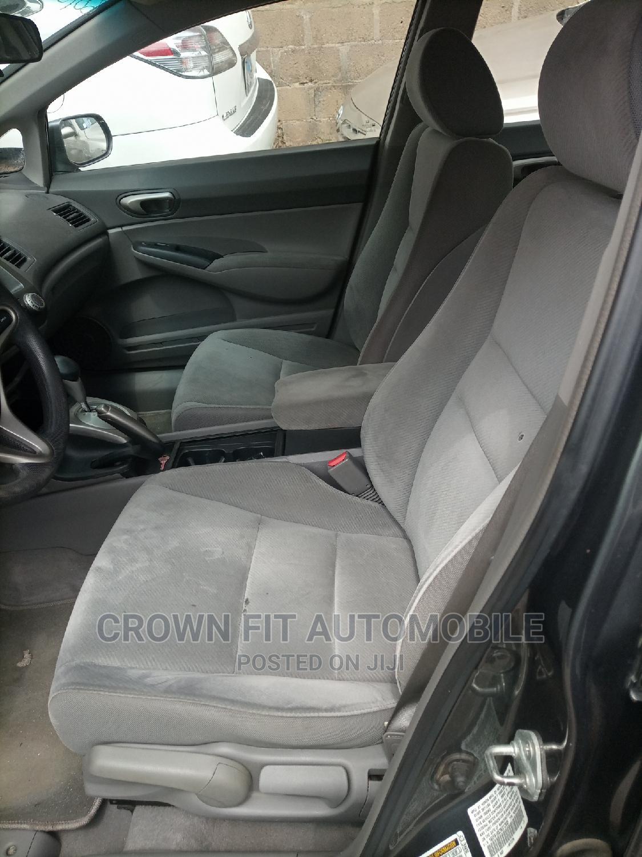 Archive: Honda Civic 2009 1.4 Green