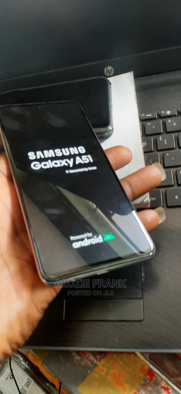 Samsung Galaxy A51 128 GB Silver