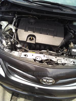 Toyota Corolla 2009 1.8 Advanced Gray | Cars for sale in Lagos State, Apapa