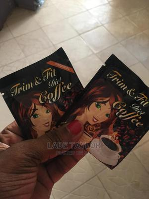 Trim And Fit Diet Coffee The Miracle In A Mug   Vitamins & Supplements for sale in Lagos State, Abule Egba