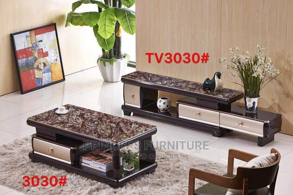 Archive: Classic Center Table With Matching TV Stand in All Colors