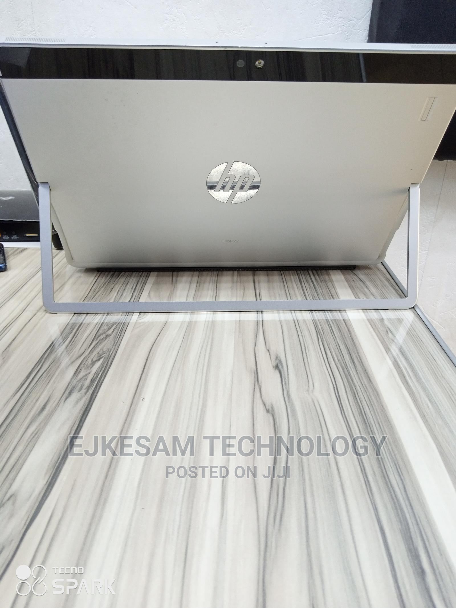 Laptop HP Elite X2 1012 8GB Intel Core M SSD 512GB | Laptops & Computers for sale in Ikeja, Lagos State, Nigeria