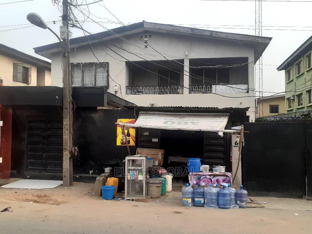 4 Units of Two Bedroom Flat at Off Toyin Street, Ikeja