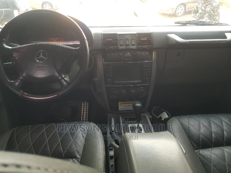 Archive: Mercedes-Benz G-Class 2007 Black