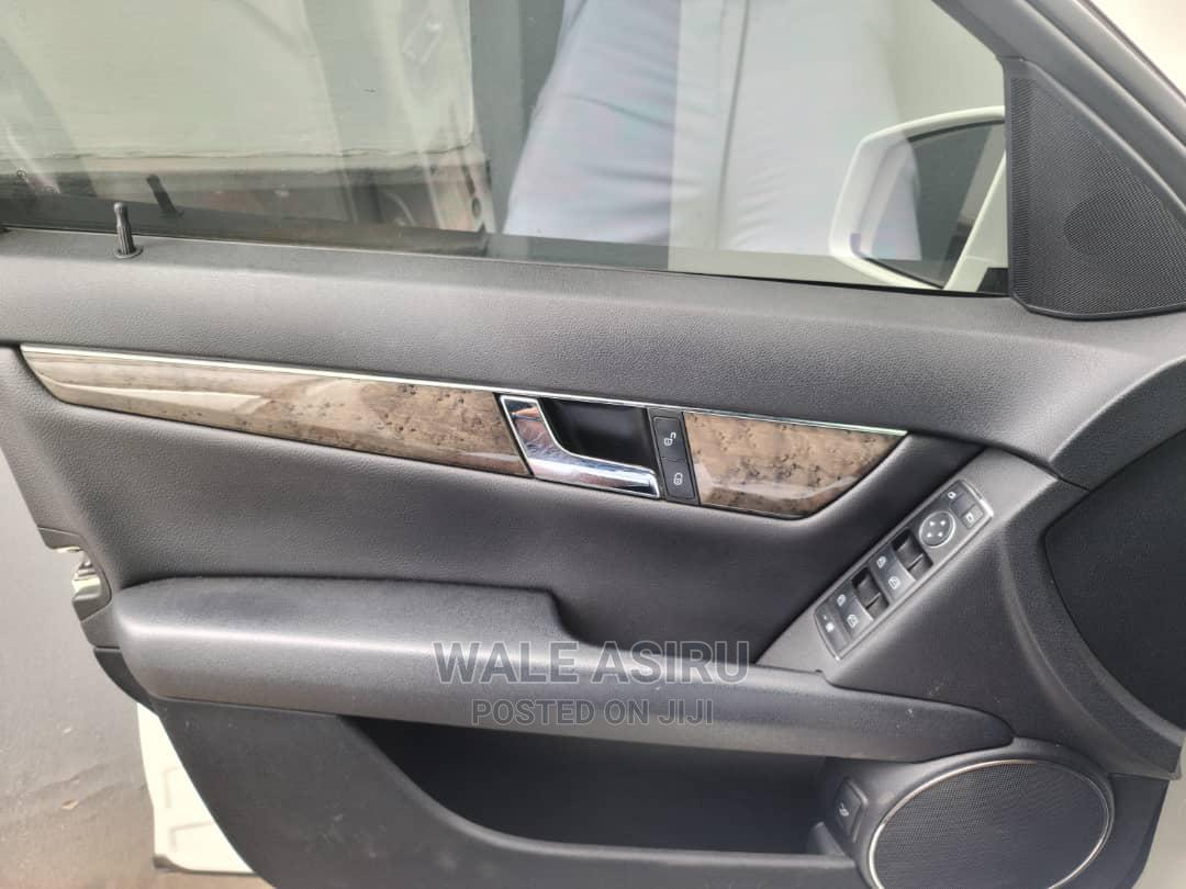 Mercedes-Benz C300 2010 White | Cars for sale in Alimosho, Lagos State, Nigeria