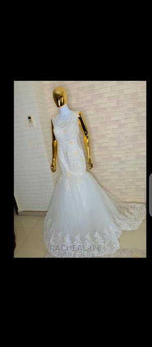 Foreign Customised Wedding Gown | Wedding Wear & Accessories for sale in Lagos State, Ajah