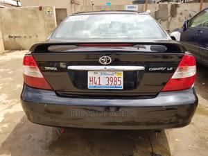 Toyota Camry 2004 Black   Cars for sale in Lagos State, Mushin