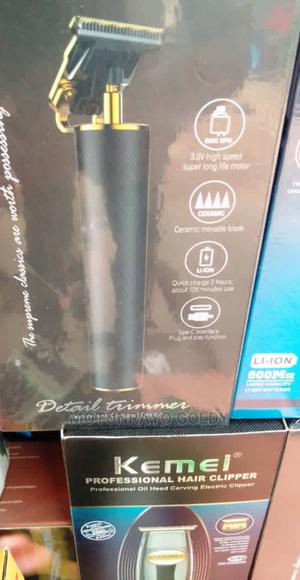 Rechargeable Clipper | Hair Beauty for sale in Lagos State, Lagos Island (Eko)