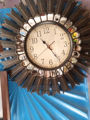 Premium Quality Wall Clock | Home Accessories for sale in Lagos State, Ikeja