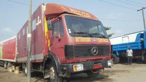 Mercedes Benz 1217 Container Body | Trucks & Trailers for sale in Lagos State, Amuwo-Odofin