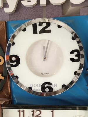 Fancy Design Wall Clock | Home Accessories for sale in Lagos State, Isolo