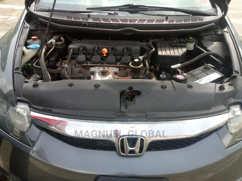 Archive: Honda Civic 2009 Gray