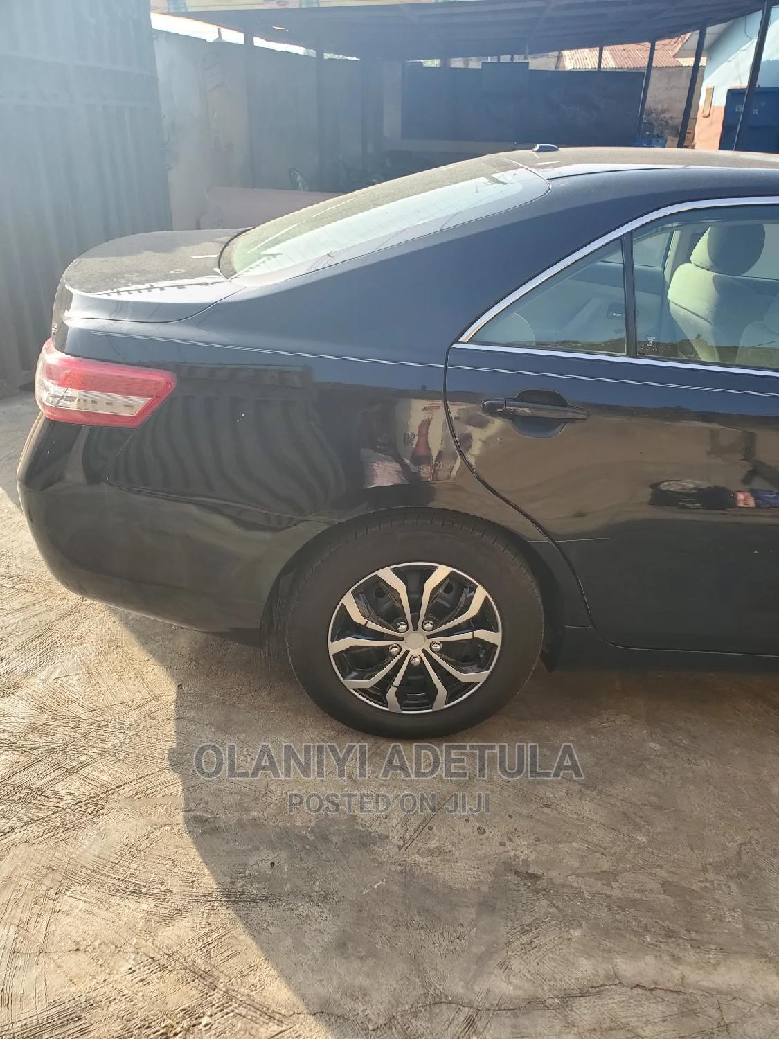 Toyota Camry 2010 Black   Cars for sale in Akure, Ondo State, Nigeria