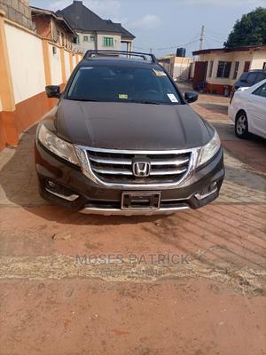Honda Accord CrossTour 2013 EX-L AWD Black | Cars for sale in Ogun State, Ijebu Ode