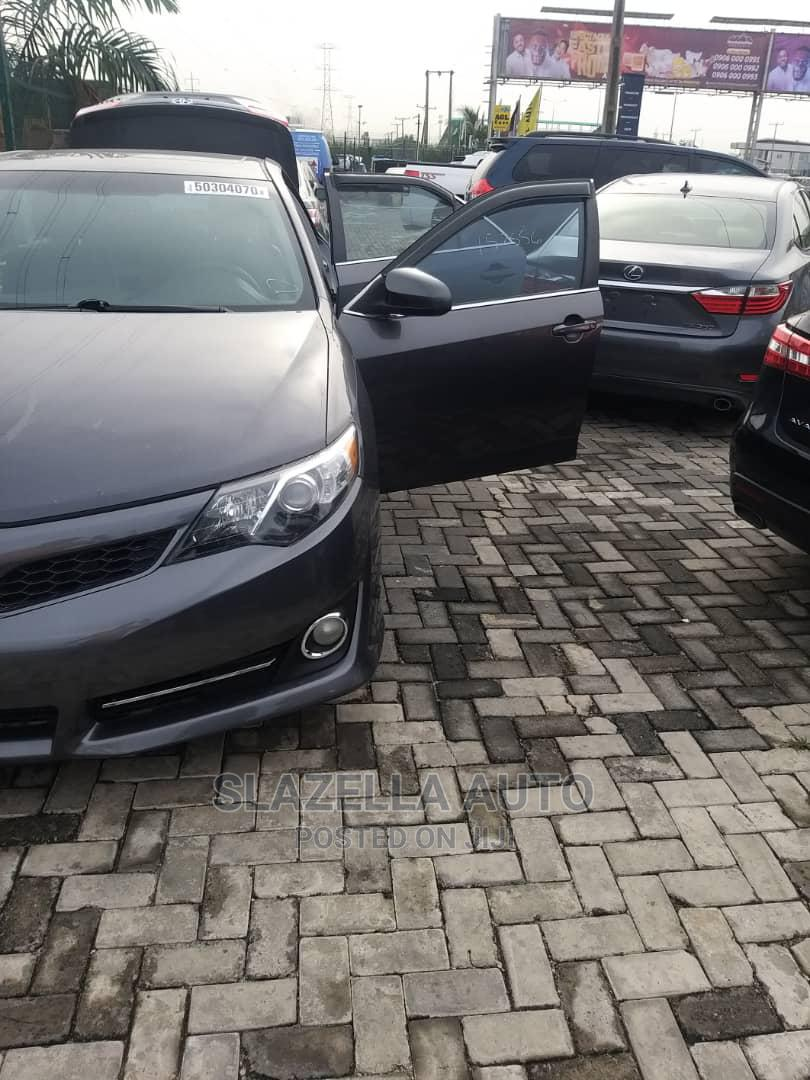 Toyota Camry 2013 Black | Cars for sale in Lekki, Lagos State, Nigeria