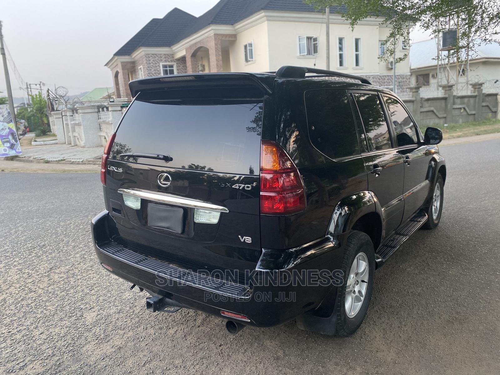 Lexus GX 2004 Black   Cars for sale in Gwarinpa, Abuja (FCT) State, Nigeria