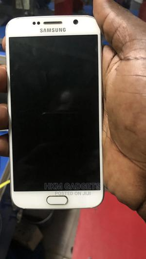 Samsung Galaxy S6 32 GB White | Mobile Phones for sale in Lagos State, Ikeja