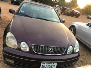 Lexus GS 2005 300 Brown   Cars for sale in Abuja (FCT) State, Central Business Dis