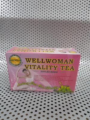 Wellwoman Vitality Tea   Vitamins & Supplements for sale in Anambra State, Onitsha