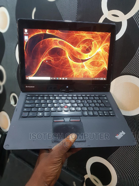Archive: Laptop Lenovo ThinkPad Twist 8GB Intel Core I7 HDD 500GB