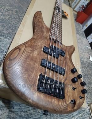 Sr 505 Ibanez 4 Strings Active Bass Guitar | Musical Instruments & Gear for sale in Lagos State, Ojo