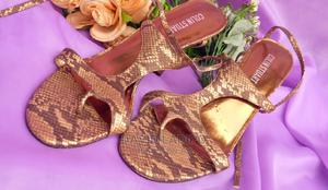 Golden Collin Stuart Shoe | Shoes for sale in Lagos State, Ikeja