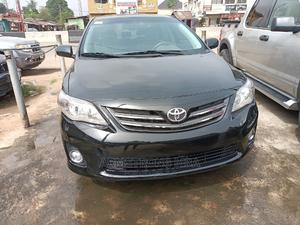 Toyota Corolla 2010 Black | Cars for sale in Abia State, Aba South