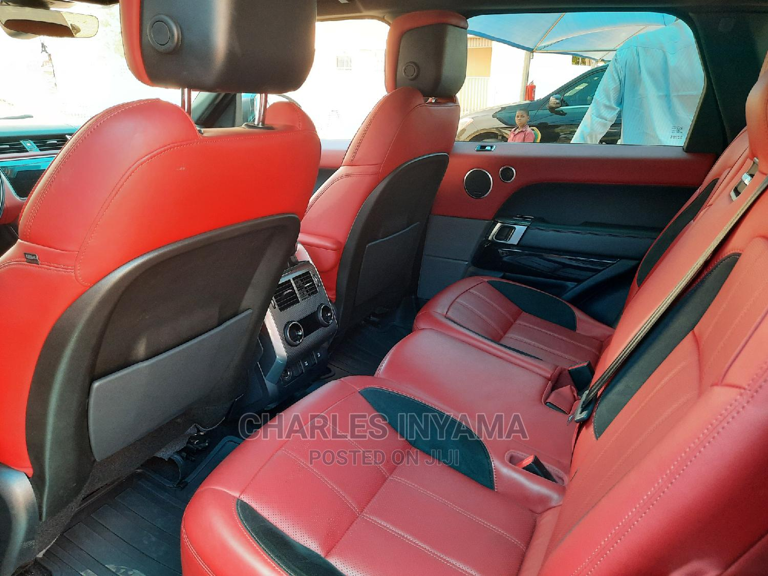 Land Rover Range Rover Sport 2018 Supercharged Gray | Cars for sale in Garki 2, Abuja (FCT) State, Nigeria