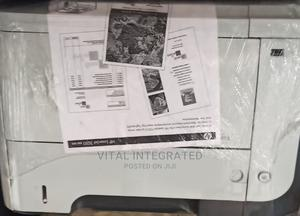 Hp Laserjet P3015 Black and White   Printers & Scanners for sale in Lagos State, Ikeja