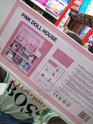 Wooden Doll Houses for Girls | Toys for sale in Lagos State, Yaba