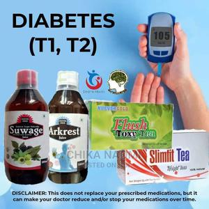 Cure For Diabetes | Vitamins & Supplements for sale in Lagos State, Amuwo-Odofin