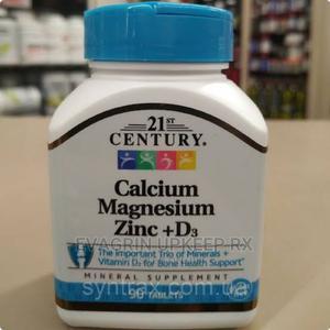 21st Century Calcium Magnesium Zinc + D3   Vitamins & Supplements for sale in Enugu State, Enugu
