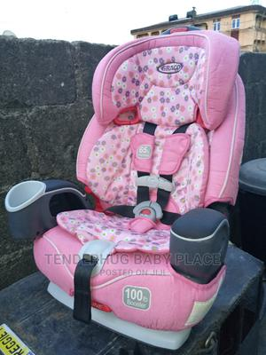 Quality Uk Used Graco Nautilus 3 in 1 Car Seat | Children's Gear & Safety for sale in Lagos State, Surulere