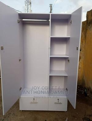4 by 6ft Quality Wooden Wardrobe | Furniture for sale in Lagos State, Lagos Island (Eko)