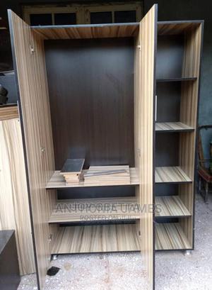 4 by 6ft Wooden Wardrobe | Furniture for sale in Lagos State, Lagos Island (Eko)