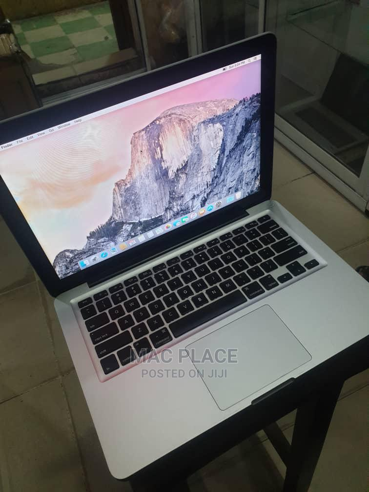 Laptop Apple MacBook Pro 2011 4GB Intel Core I5 HDD 500GB   Laptops & Computers for sale in Ikeja, Lagos State, Nigeria