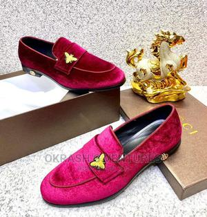 Gucci Suede Shoe for Men's | Shoes for sale in Lagos State, Lagos Island (Eko)