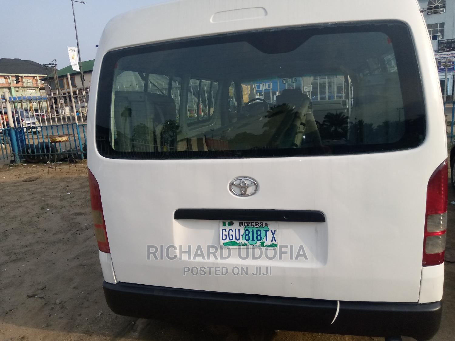 Toyota Hiace Hummer 2 Bus   Buses & Microbuses for sale in Port-Harcourt, Rivers State, Nigeria