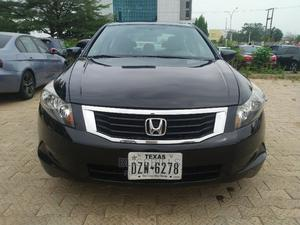Honda Accord 2008 2.4 EX Automatic Black   Cars for sale in Abuja (FCT) State, Central Business Dis