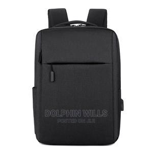 "17"" Quality Waterproof Laptop Backpack   Bags for sale in Lagos State, Shomolu"