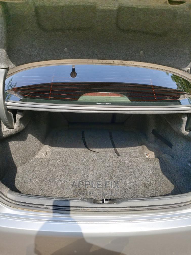 Archive: Honda Accord 2003 Automatic Silver