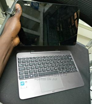 Laptop Asus Transformer Book T100 2GB Intel Atom SSD 32GB   Laptops & Computers for sale in Lagos State, Ojo