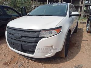 Ford Edge 2012 White | Cars for sale in Abuja (FCT) State, Central Business Dis