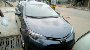 Toyota Corolla 2017 Gray   Cars for sale in Lagos State, Abule Egba