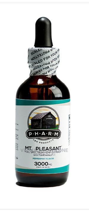 P•H•A•R•M CBD, Mt. Pleasant 3000mg Full Spectrum CBD Oil | Vitamins & Supplements for sale in Lagos State, Lagos Island (Eko)