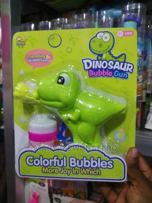 Dinosaur Bubble Gun | Toys for sale in Lagos State, Yaba