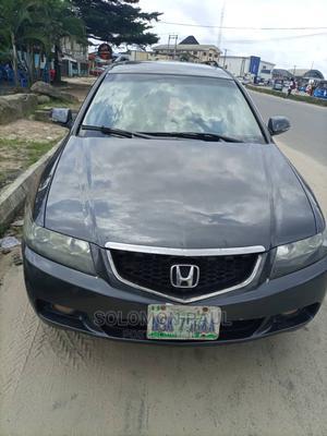 Honda Accord 2005 2.0 Comfort Blue | Cars for sale in Delta State, Warri