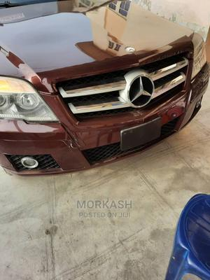 Mercedes-Benz GLK-Class 2010 350 4MATIC Red   Cars for sale in Lagos State, Isolo