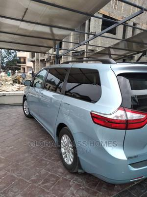 Toyota Sienna 2017 Blue   Cars for sale in Lagos State, Ajah